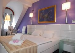 Hotel Phoenix - Ζάγκρεμπ - Κρεβατοκάμαρα
