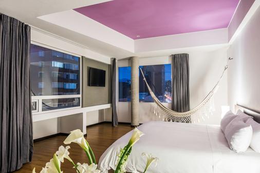 Viaggio 617 Suites - Μπογκοτά - Κρεβατοκάμαρα