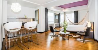 Viaggio 617 Suites - Bogota - Bangunan
