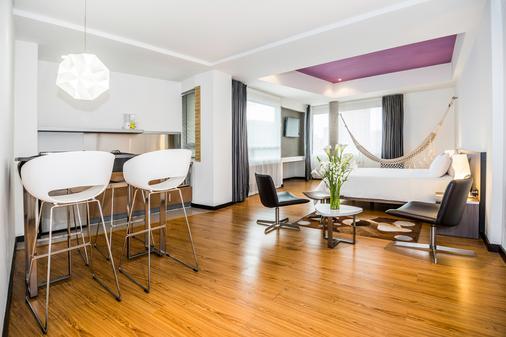 Viaggio 617 Suites - Μπογκοτά - Κτίριο
