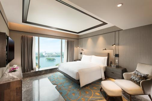 Conrad Bengaluru - Bengaluru - Bedroom