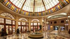 Lobby view of null located in null. Image provided by Official Hotel Information