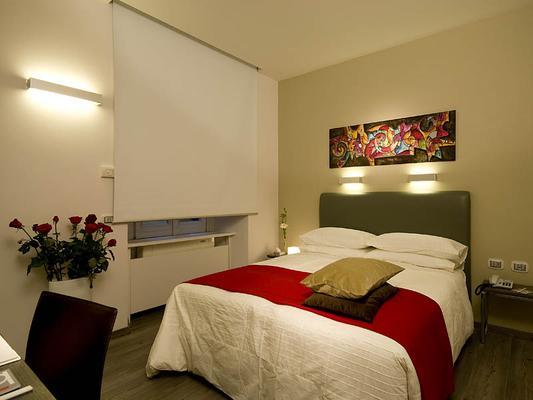 Residenza Borghese - Рим - Спальня