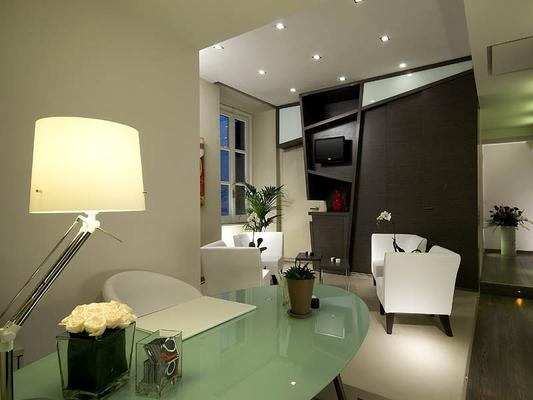 Residenza Borghese - Рим - Лобби
