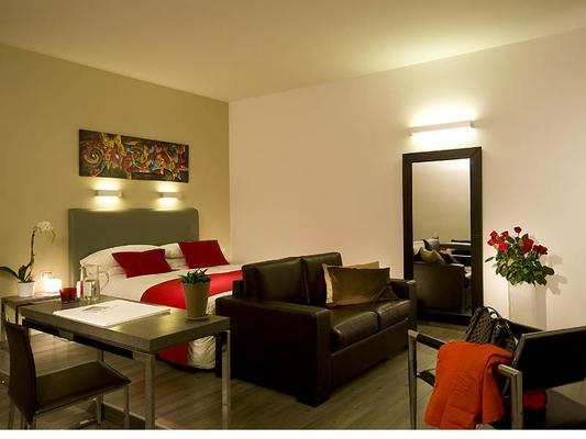 Residenza Borghese - Рим - Гостиная