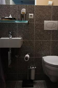 Arktur City Hotel - Berliini - Kylpyhuone