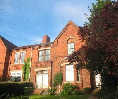 Mayfield Guest House - Lincoln - Building