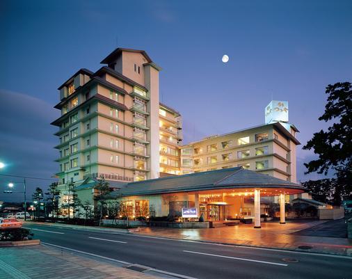 Kaike Tsuruya - Yonago - Building