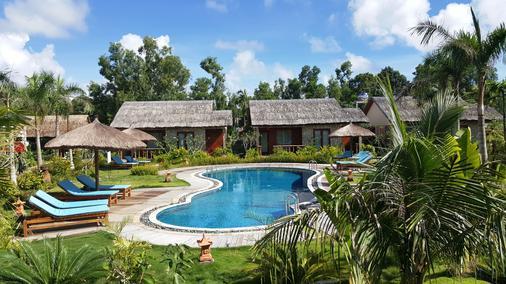 Cottage Village - Phu Quoc - Πισίνα