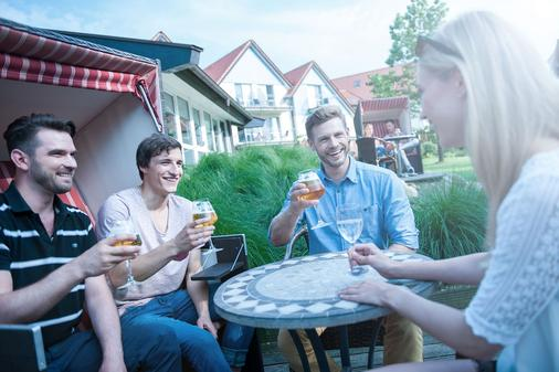 Hotel Am Medemufer - Otterndorf - Bar