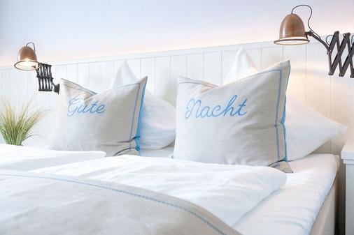 Hotel Am Medemufer - Otterndorf - Bedroom