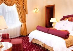 布加勒斯特 JW 萬豪大酒店 - 布加勒斯特 - 布加勒斯特 - 臥室