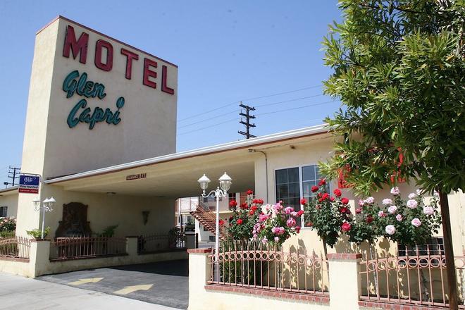 Glen Capri Inn & Suites - Burbank Universal - Glendale - Rakennus