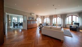 4-Sterne Superior Erlebnishotel Colosseo, Europa-Park Freizeitpark & Erlebnis-Resort - Rust - Salon