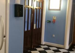 Arena House - Liverpool - Hallway