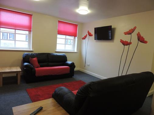 Arena House - Liverpool - Living room