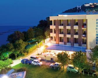 Hotel Promenade - Габичче-Маре - Здание