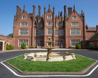 Dunston Hall - Norwich - Gebouw