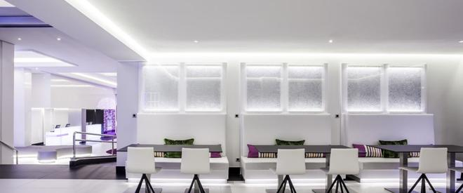 Ilunion Suites Madrid - Madrid - Lounge