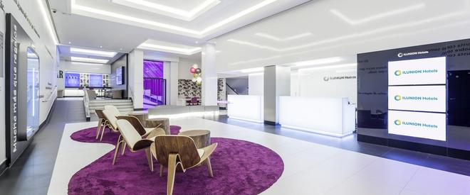 Ilunion Suites Madrid - Madrid - Lobby
