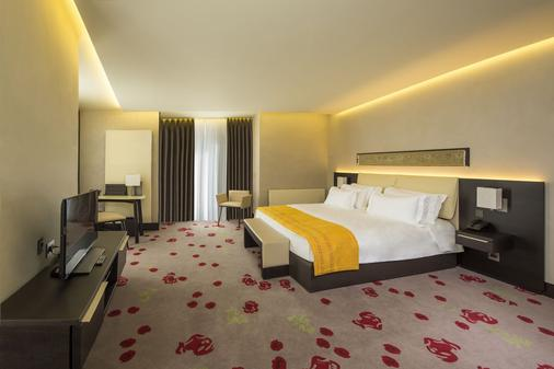 Berd's Design Hotel - Chisinau - Bedroom