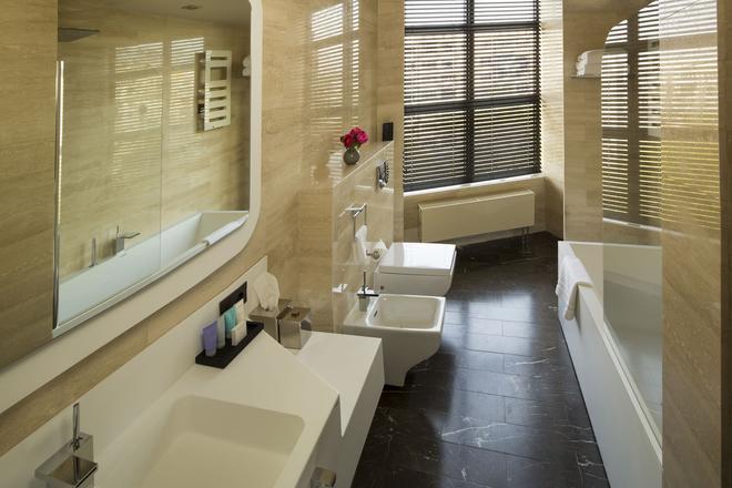 Berd's Design Hotel - Chișinău - Kylpyhuone