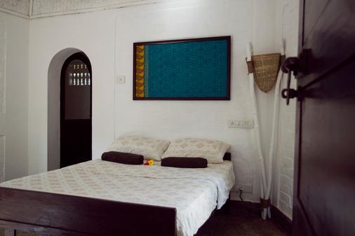 Inda Hotel - Varkala - Makuuhuone
