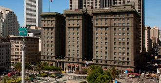 The Westin St. Francis San Francisco on Union Square - San Francisco - Rakennus