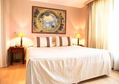 Tempo Rent Apart Hotel - Σαντιάγο - Κρεβατοκάμαρα
