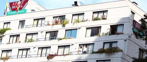 Tempo Rent Apart Hotel - Σαντιάγο - Κτίριο