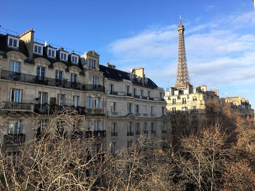 Hotel Eiffel Kensington - Paris - Cảnh ngoài trời