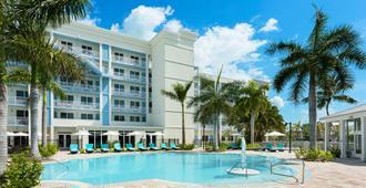 24 North Hotel Key West - קי ווסט - בריכה