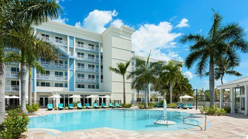 24 North Hotel Key West - Key West - Bể bơi