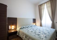 米蘭阿馬爾菲酒店 - 米蘭 - 米蘭 - 臥室