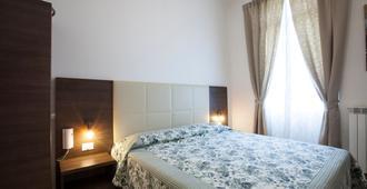 Albergo Amalfi Milano - מילאנו - חדר שינה