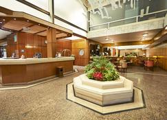 Balmoral Plaza Hotel - Montevideo - Front desk