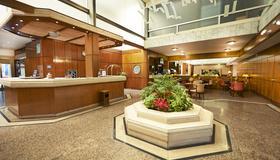 Balmoral Plaza Hotel - Montevidéu - Recepção