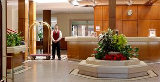Balmoral Plaza Hotel - Montevideo - Lobby