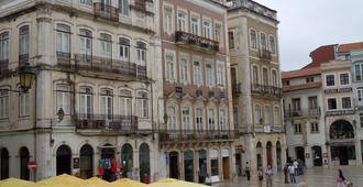 Santa Cruz - Coímbra - Edificio