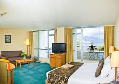 皇后鎮萊吉斯湖畔度假飯店 - 皇后鎮 - 臥室