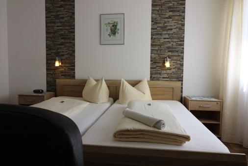 Hotel Gasthof Zur Rose - Weißenhorn - Bedroom