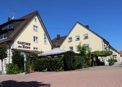 Hotel Gasthof Zur Rose - Weißenhorn - Building