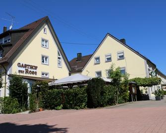Hotel-Gasthof Zur Rose - Weissenhorn - Building
