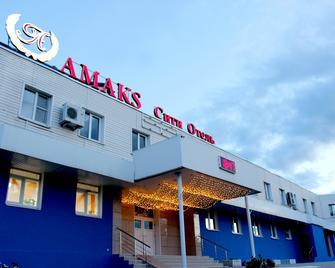 Amaks City Yoshkar Ola - Йошкар-Ола - Building