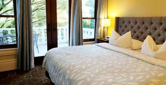 Evermore Guesthouse - Portland - Camera da letto
