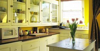 Bluebird Guesthouse - פורטלנד - מטבח