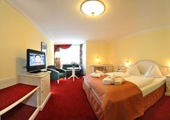 Hotel Norica Therme - Bad Hofgastein - Bedroom