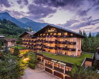 Hotel Alpina - Thermenhotels Gastein - Бад-Хофгаштайн - Building