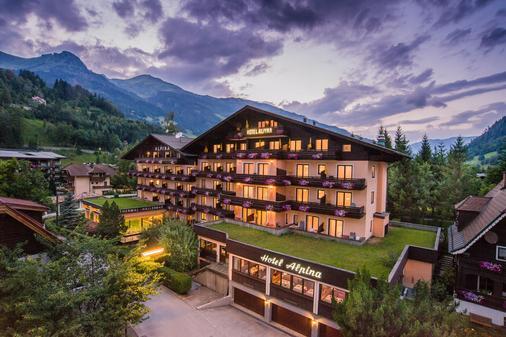 Kur- Und Sporthotel Alpina - Hotel Alpina - Bad Hofgastein - Κτίριο