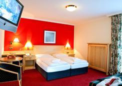 Kur- Und Sporthotel Alpina - Hotel Alpina - Bad Hofgastein - Κρεβατοκάμαρα